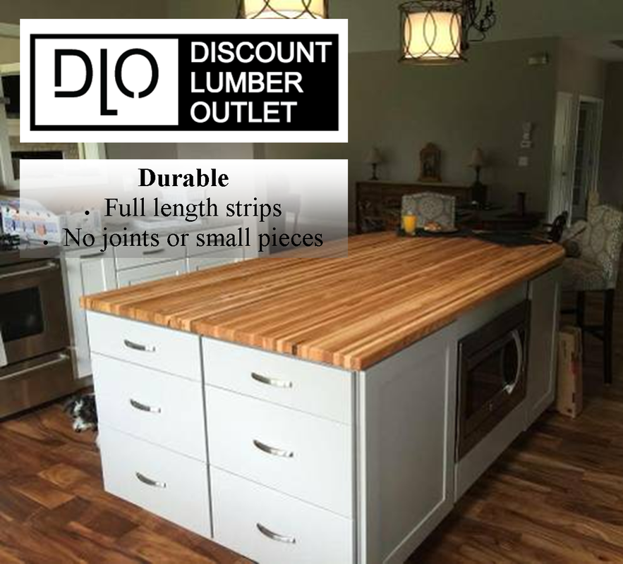 Butcher Blocks Discount Lumber Outlet Handcrafted