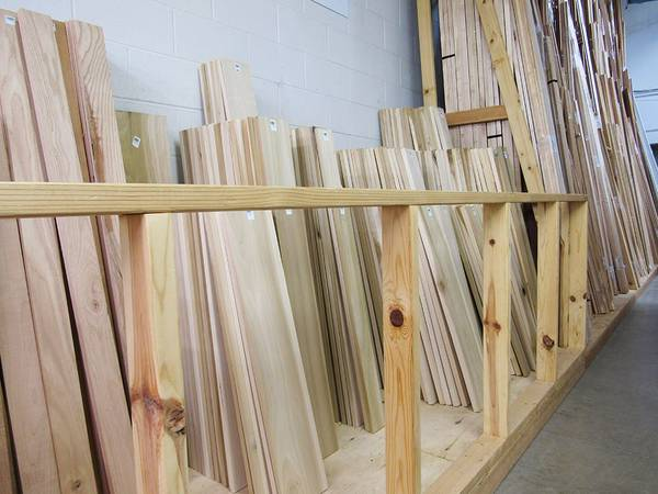 Domestic hardwood lumber discount lumber outlet your for Domestic hardwood
